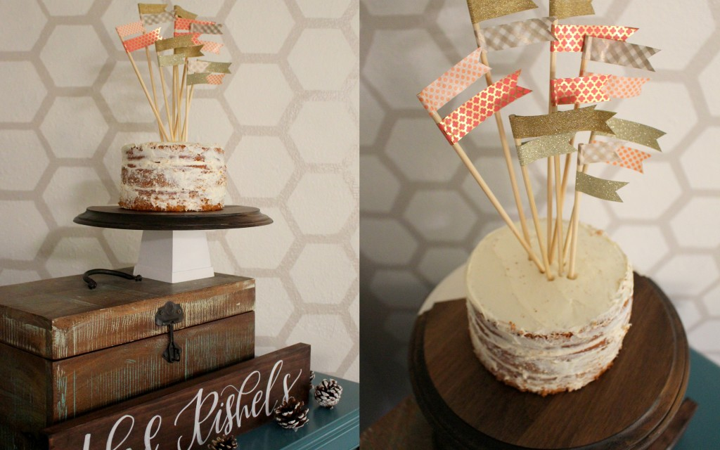 DIY // Wooden Cake Stand - Within the Grove