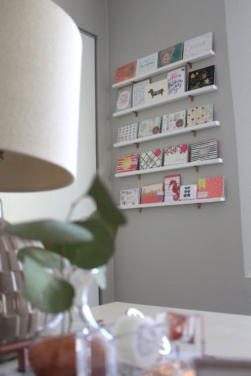 Diy Greeting Card Displays Diy Do It Your Self