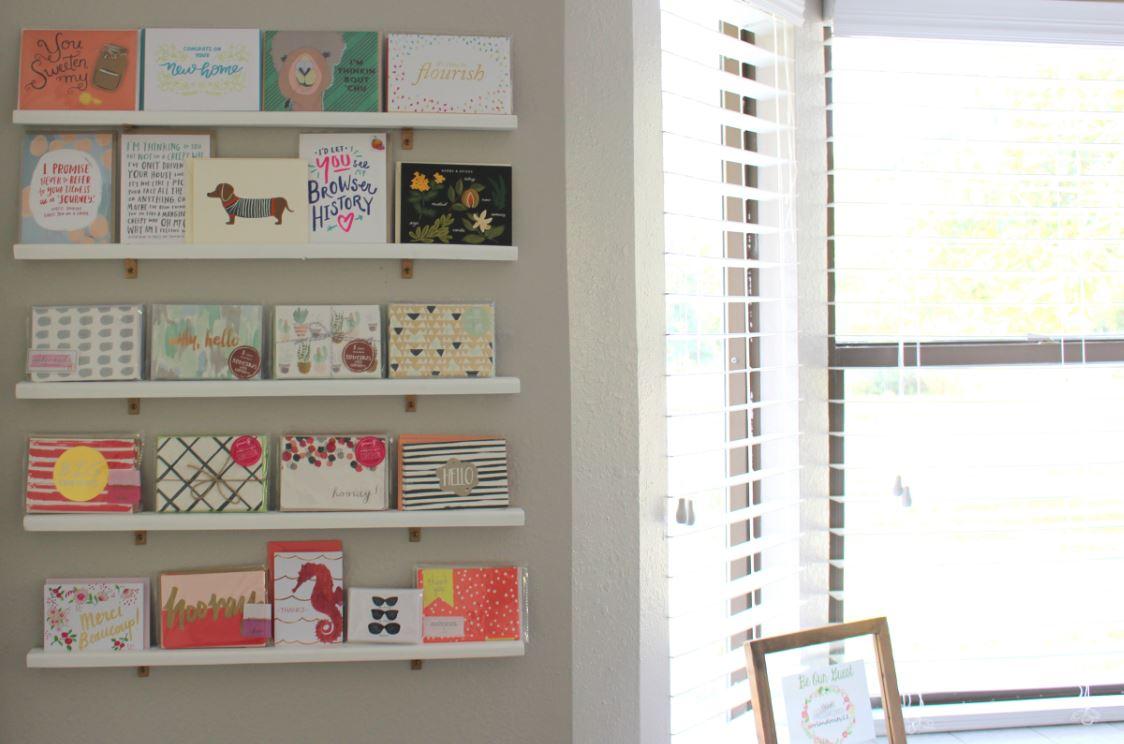 Wall Greeting Card Holder Wall Designs