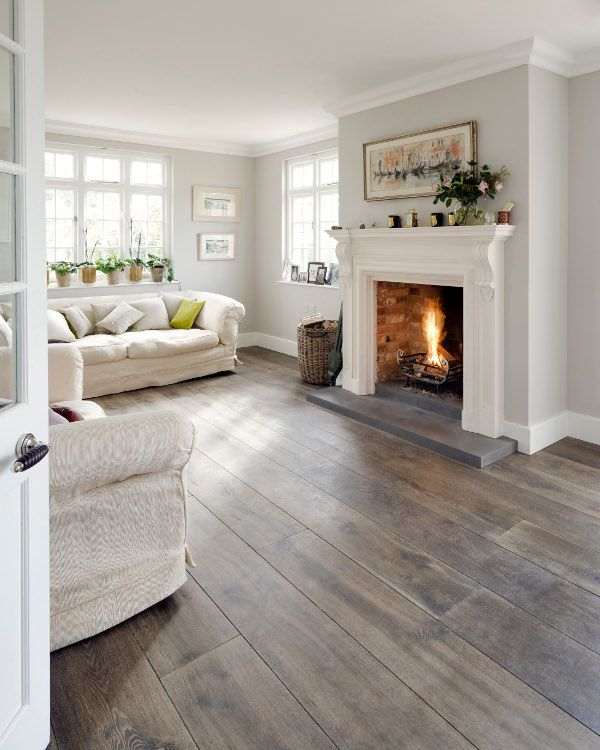 Laminate Flooring By Grey In Home, Grey Laminate Flooring With Walls