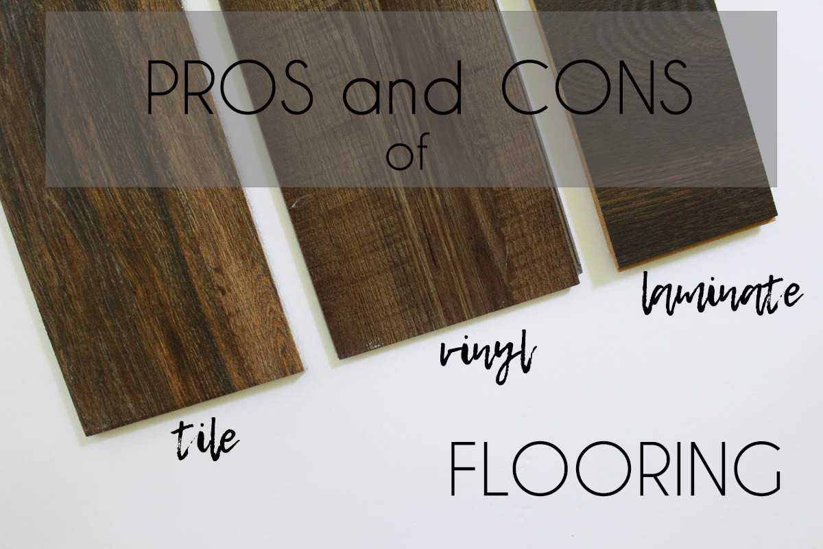 Vinyl plank flooring pros and cons for Cherry flooring pros and cons