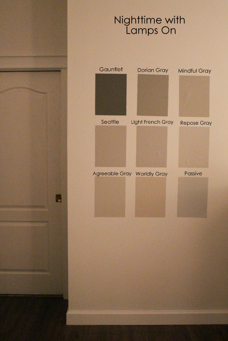 Nine Gray Paint Colors We Put To The Test For Your Home